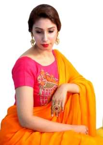 designer saree blouses online shopping