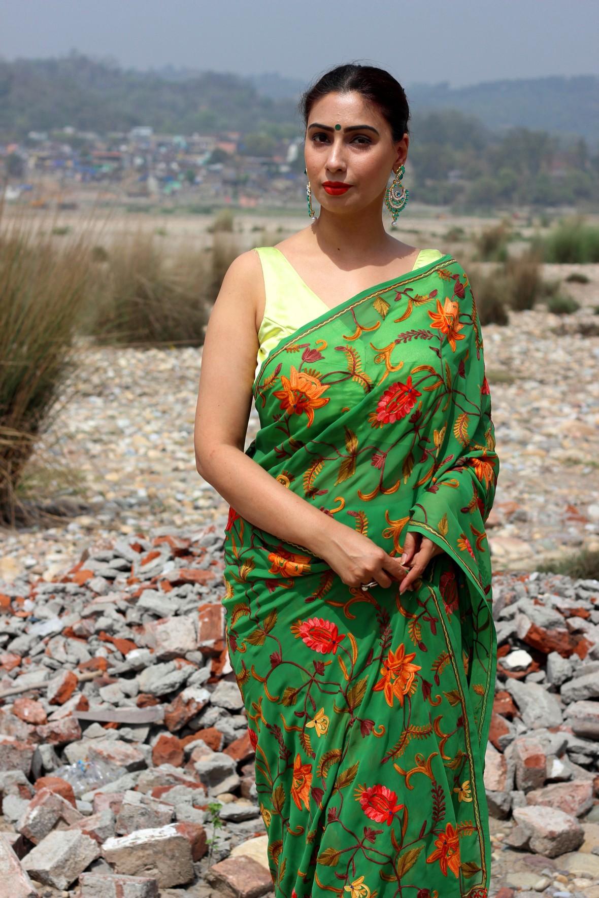 Plain saree designer blouse buy online