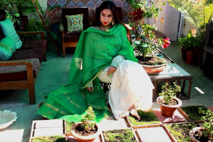 Buy sarees online Pink Paparazzi (10)