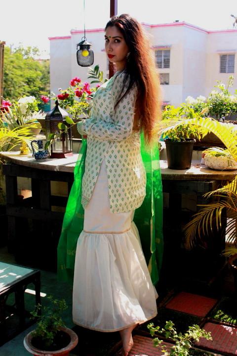 Buy sarees online Pink Paparazzi (2)