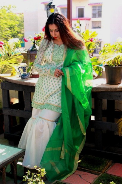 Buy sarees online Pink Paparazzi (3)