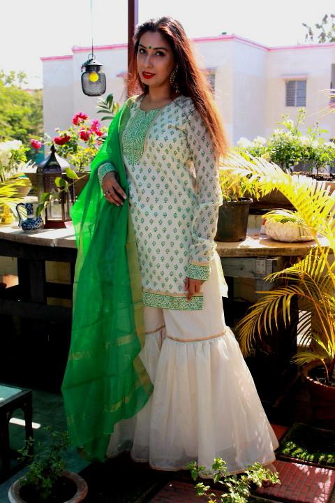 Buy sarees online Pink Paparazzi (5)