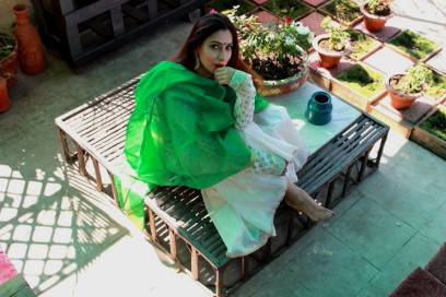 Buy sarees online Pink Paparazzi (8)