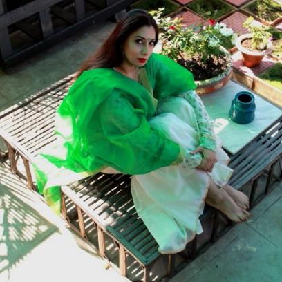 Buy sarees online Pink Paparazzi (9)