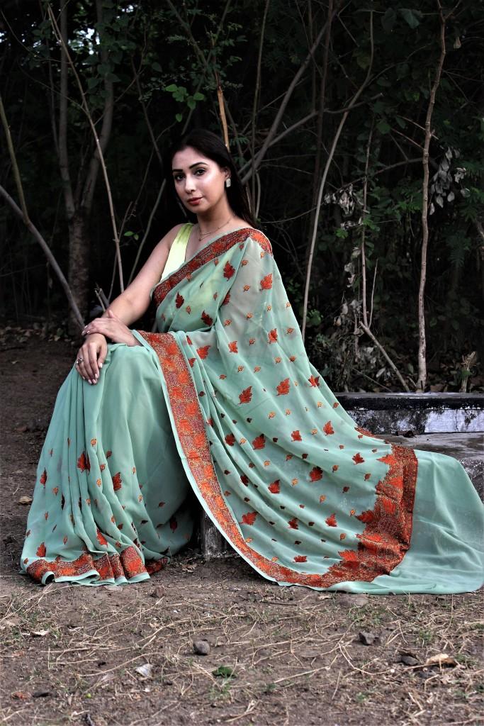 Designer lehenga sarees online shopping Pink Paparazzi